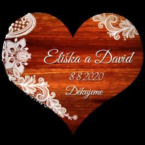 Eliška a David
