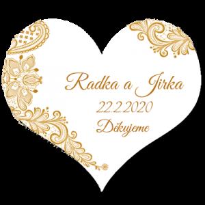Radka a Jirka